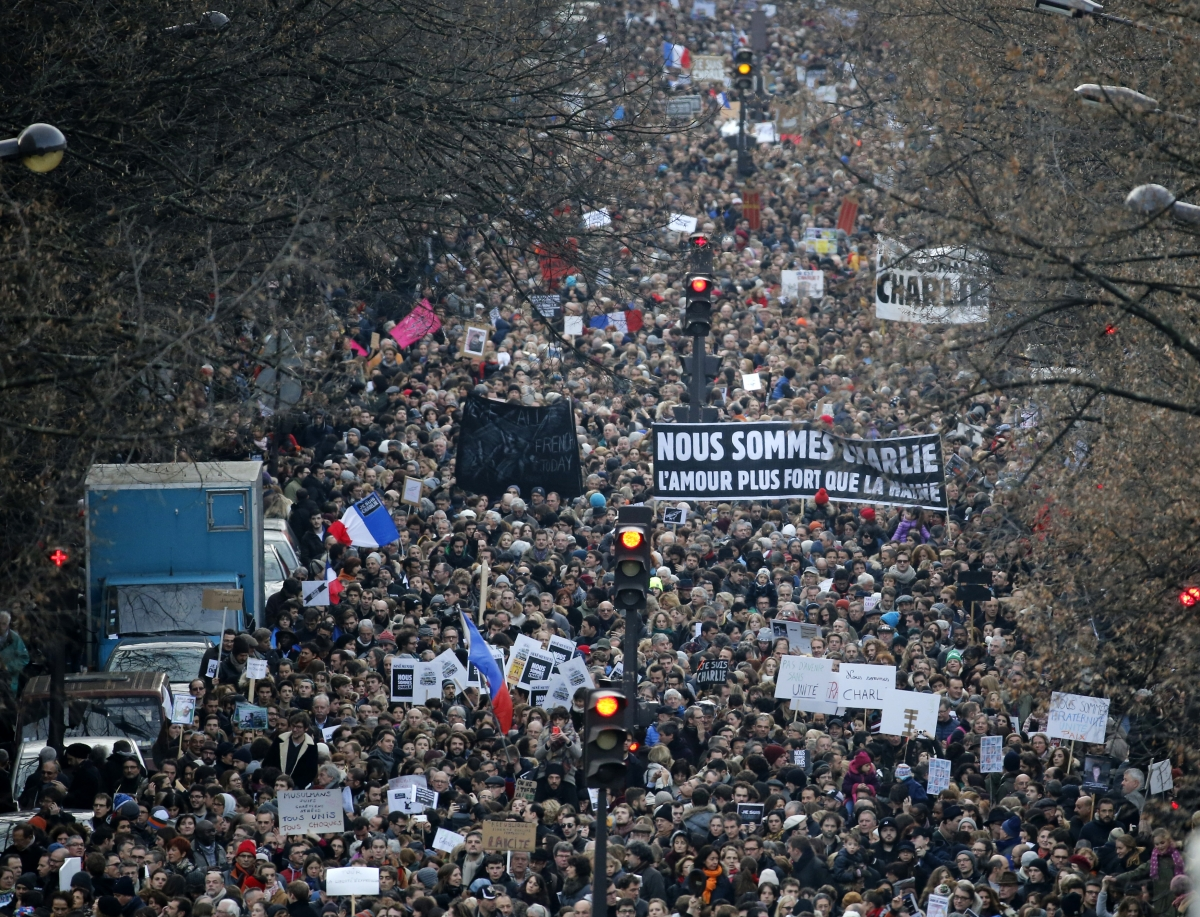 An interview with Spyros Sofos on the Charlie Hebdo attacks and everything that follows