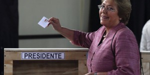 President Michelle Bachelet came to power in 2014, vowing to fight inequality.