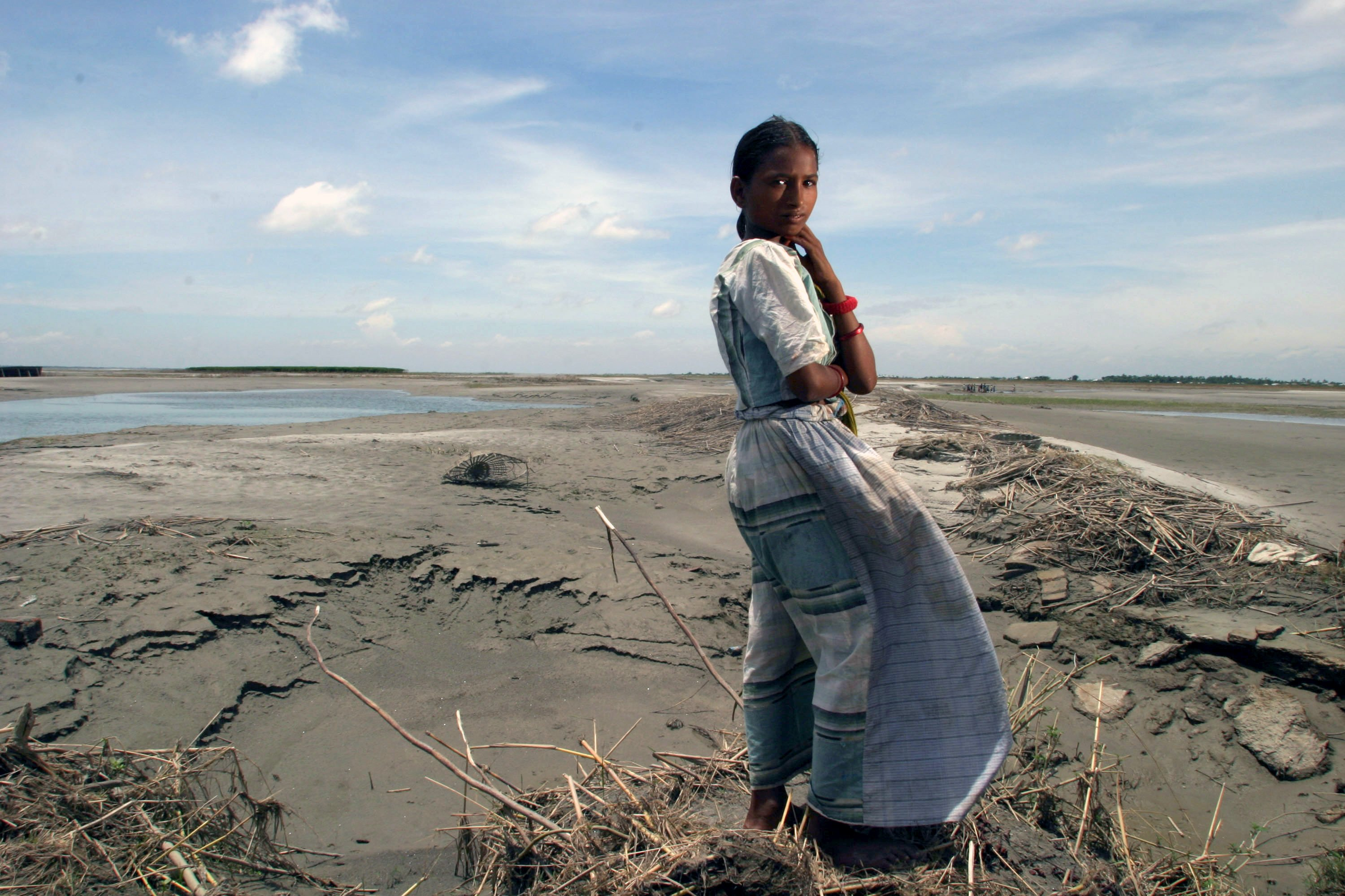 Are women the answer to Bangladesh's climate question?
