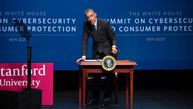 Obama's Executive Order on Cybersecurity: Sharing is Caring or a New Loophole for Ubiquitous Surveillance?