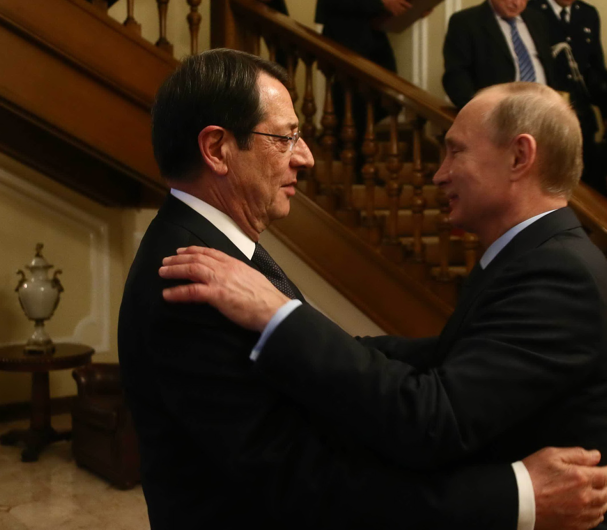 Cyprus: Russia's Potemkin Village in the European Union?