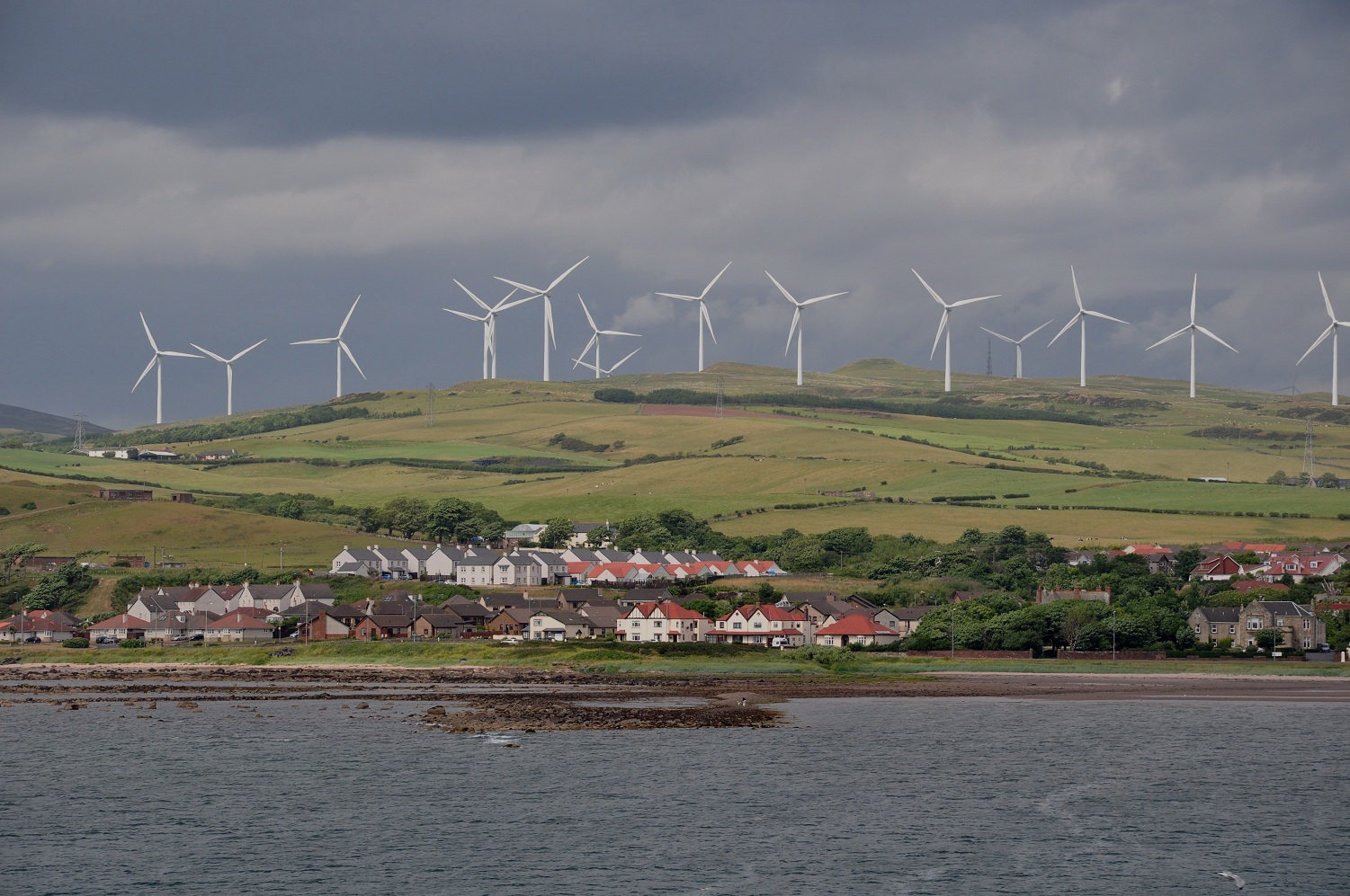 Which way for Scottish wind energy?
