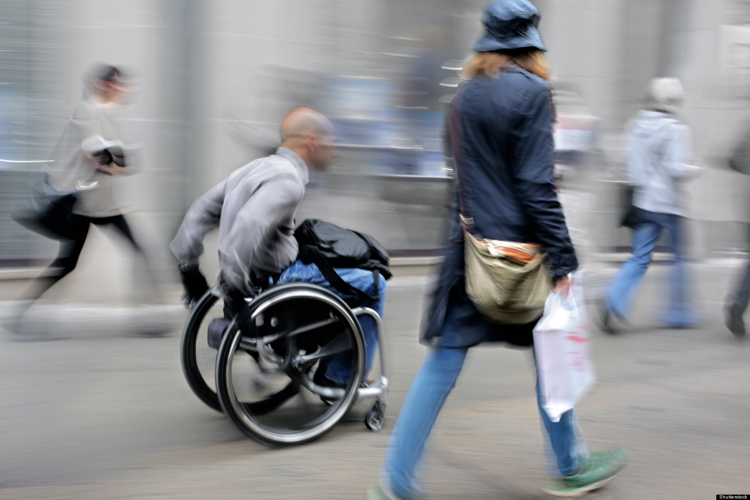 People with disabilities as an invisible workforce potential