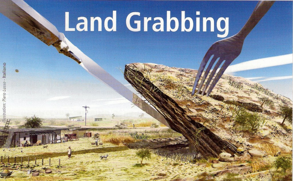EU's role in land grabbing in Southeast Asia