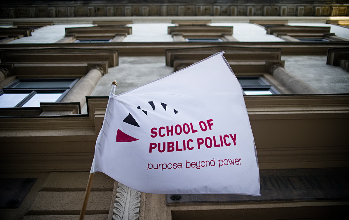 Build a Better World – Study Public Policy