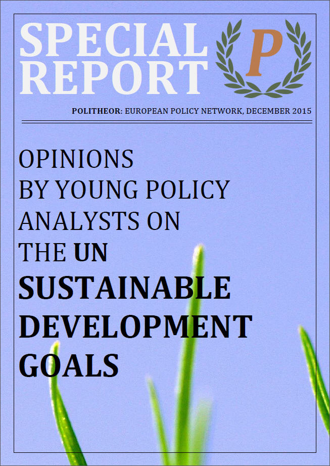Politheor's Special Report on the UN SDGs