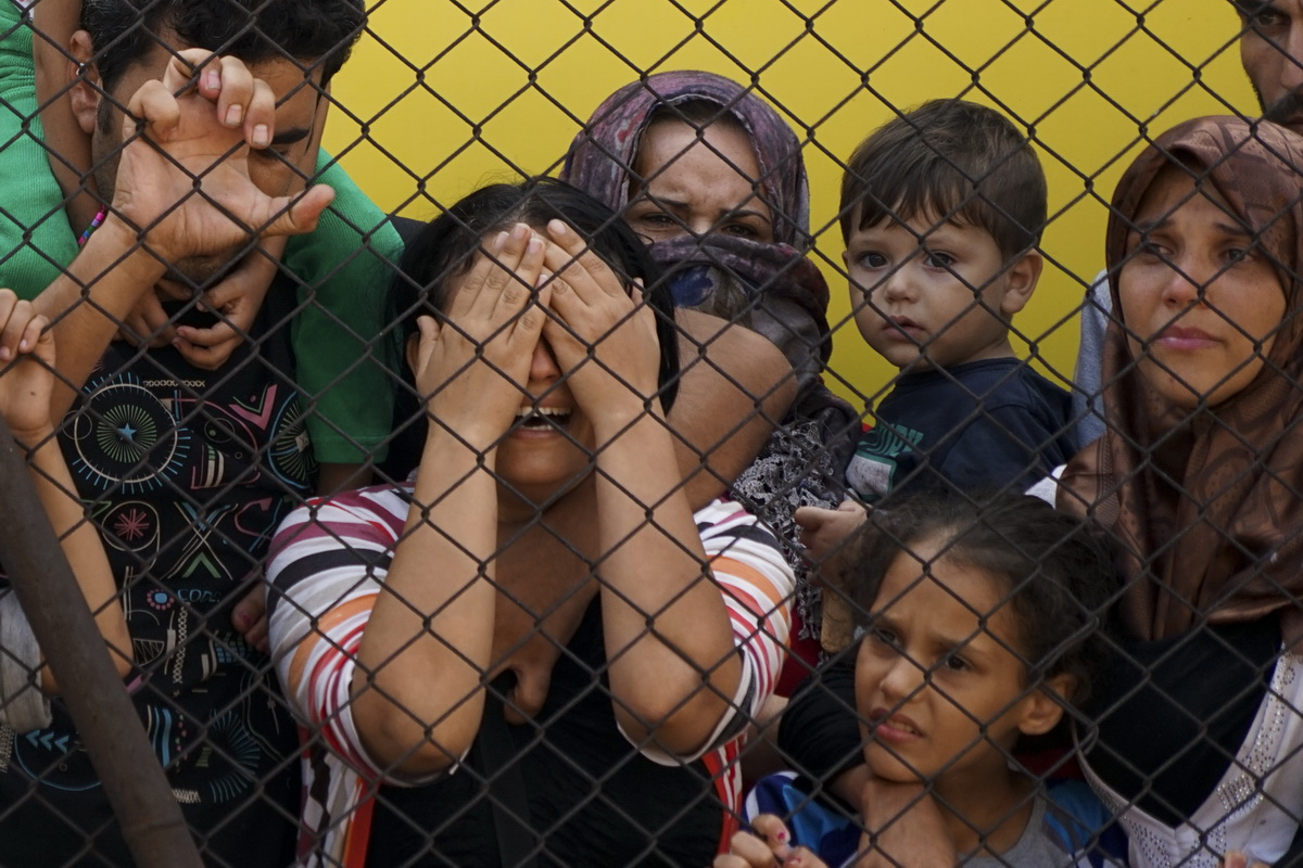 Crossing the invisible borders:  Violence against refugee women