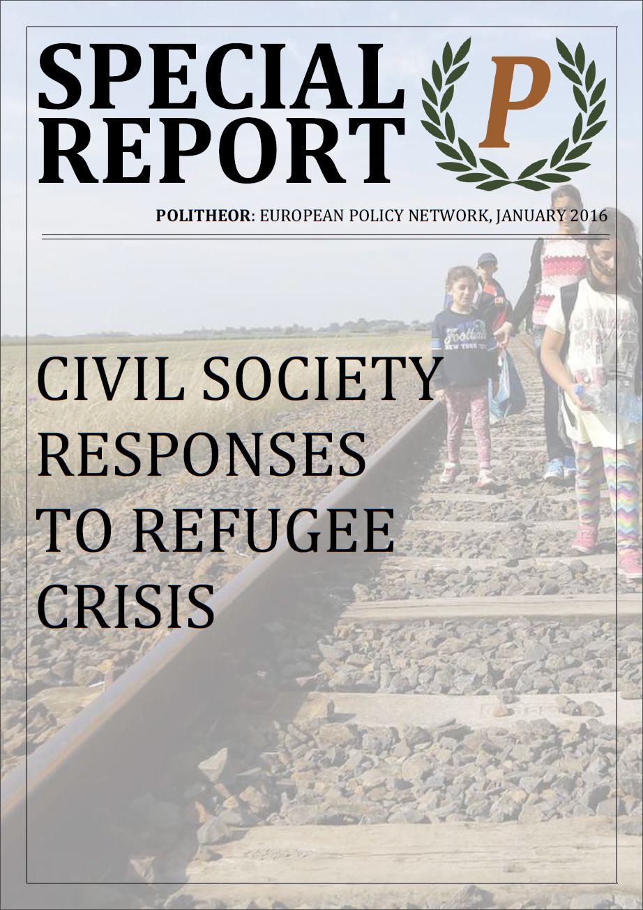 Politheor's Special Report on civil society responses to refugee crisis