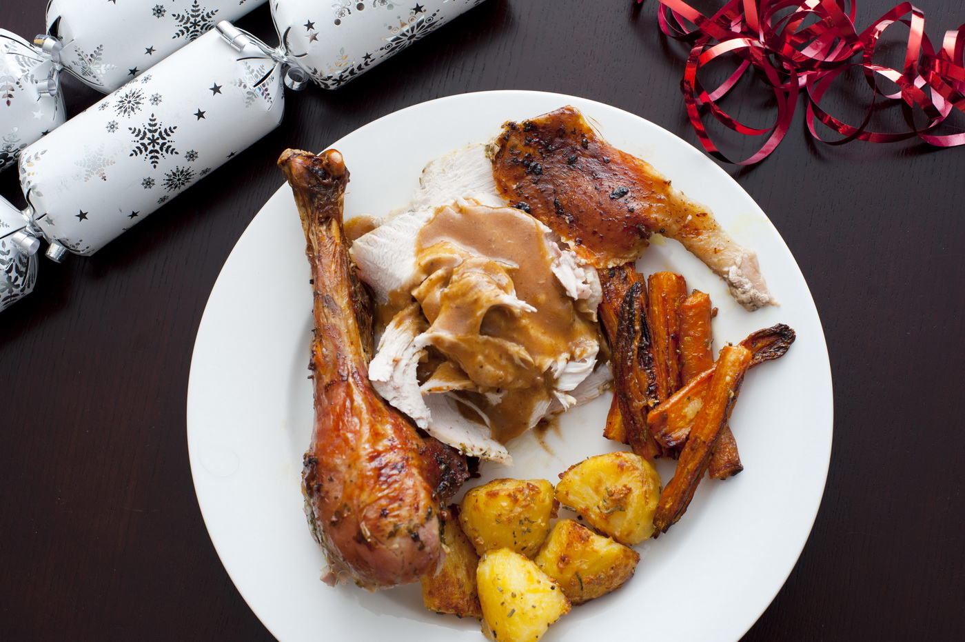 Christmas is a meat feast: Let it at least be special!