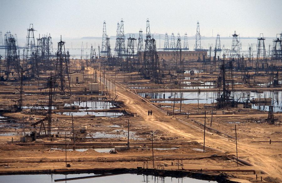 The dilemma of oil and biodiversity on Azerbaijan's Absheron Peninsula