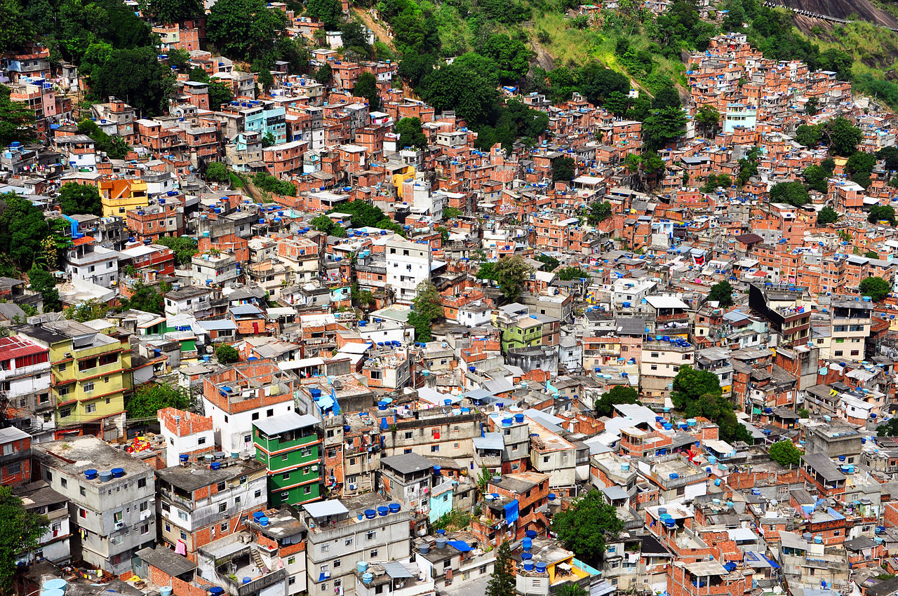 Who pacifies the market? Community policing and gentrification in Rio de Janeiro
