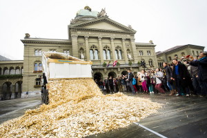 Basic income performance in Bern, Oct 2013