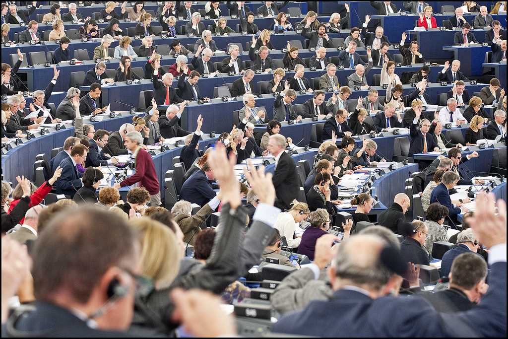 European parliament, democratic deficit and another missed opportunity