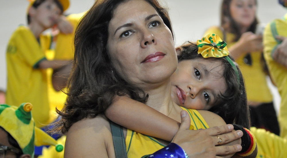 There is something –missing– about Brazil: Women, social protest and massive sports events
