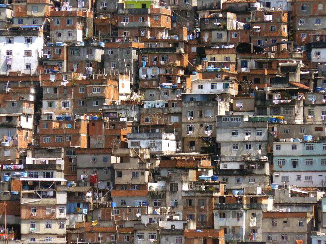 Community leadership in Rio's favelas: a showcase for resilience