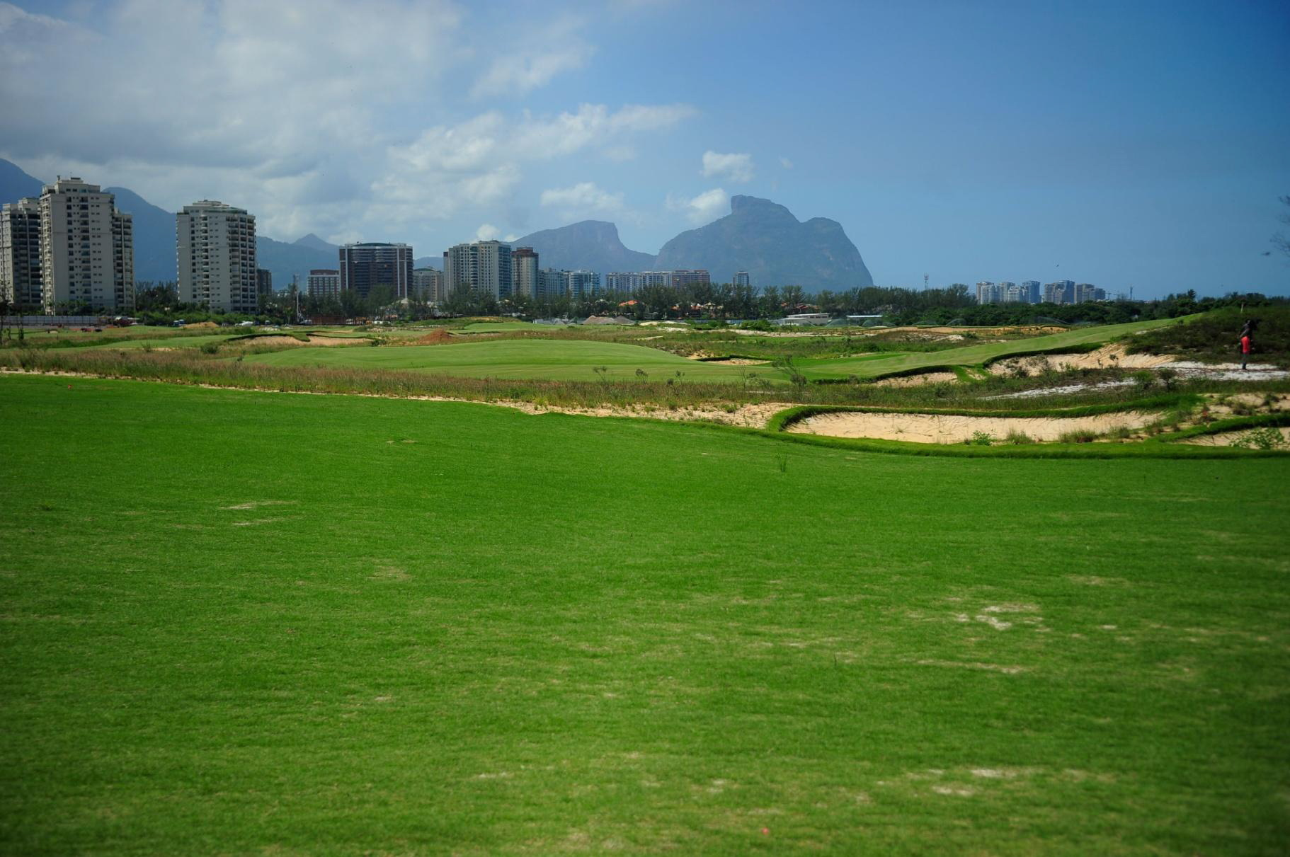 The New Olympic Golf Course: Risks vs. Benefits?