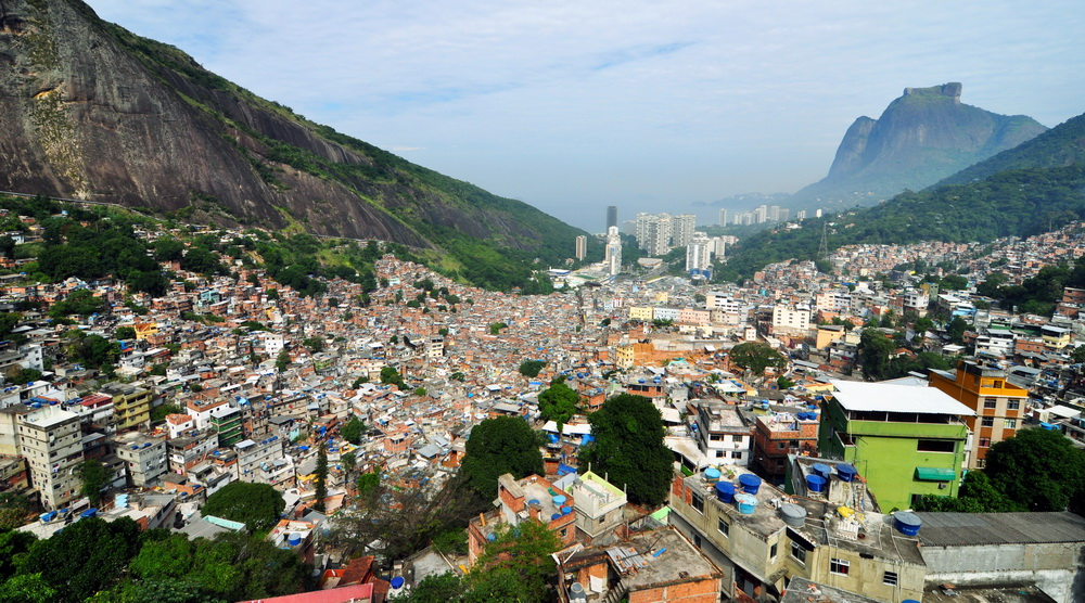 The unexpected champion: How Rio's favelas strive to go green while Olympic legacy falls short