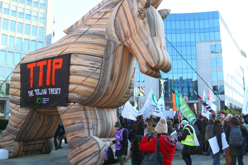 TTIP:  Solution looking for a problem