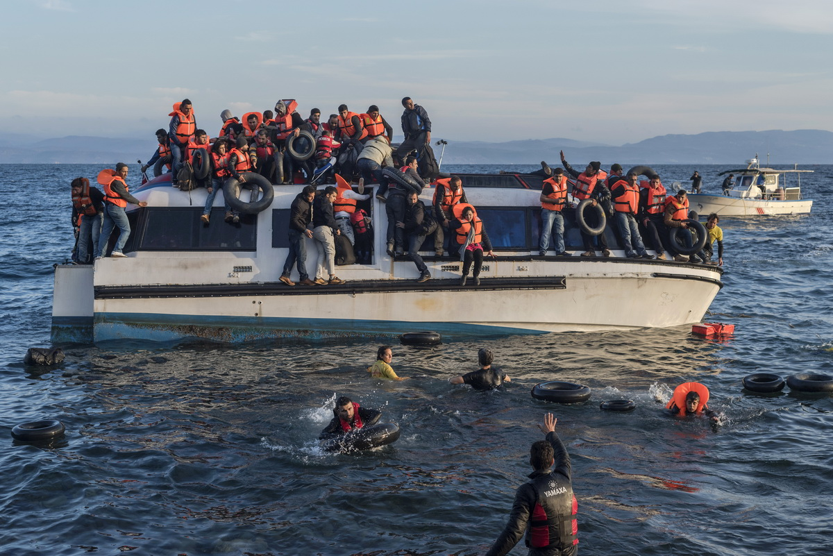 Migrants without protection = Humanitarian principles at risk
