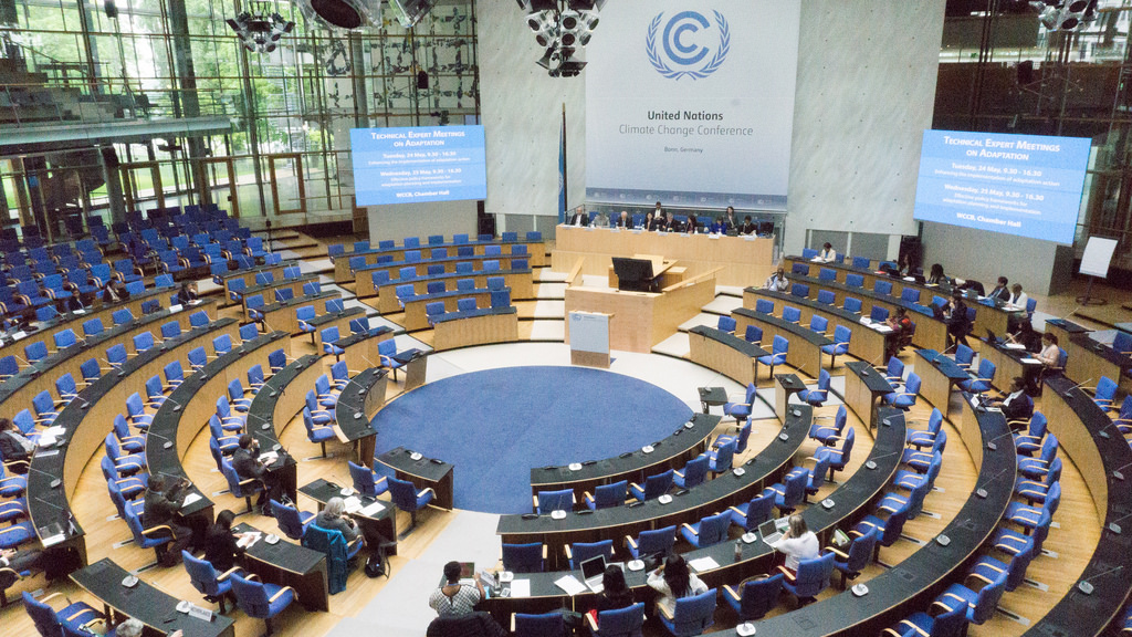 Egypt and climate change: let your civil society grow strong