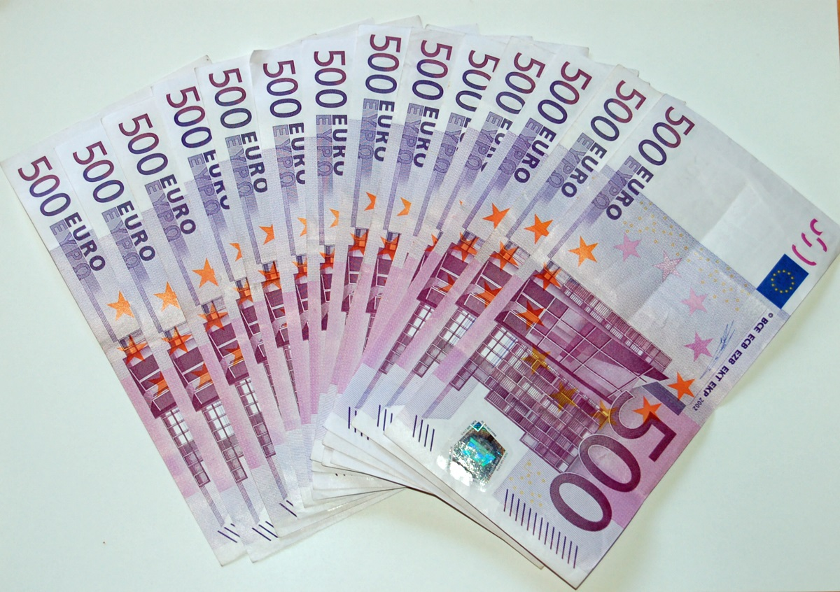 The 500 Euro banknote nightmare