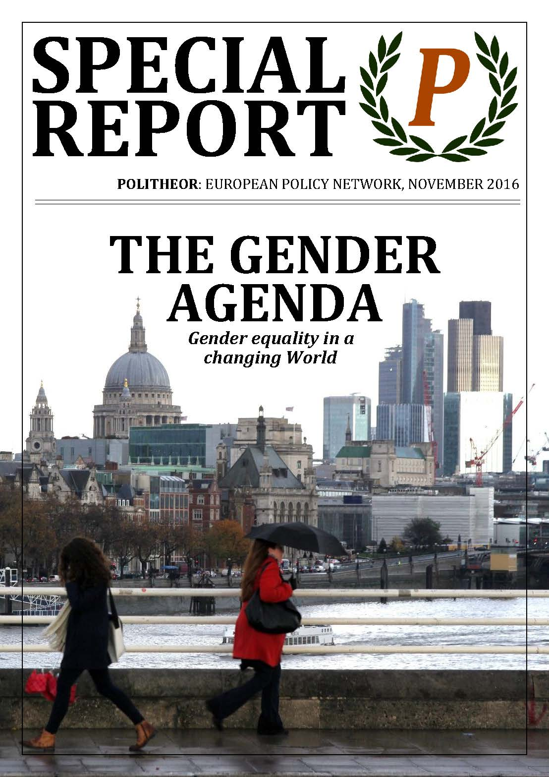 Politheor's Special Report: The Gender Agenda
