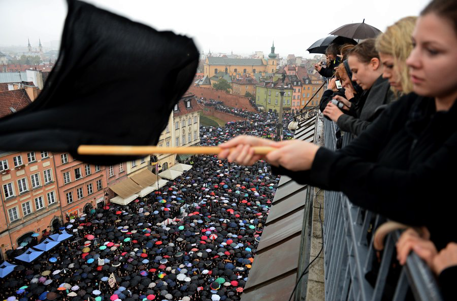 The power of people: A victory for Polish women and human rights