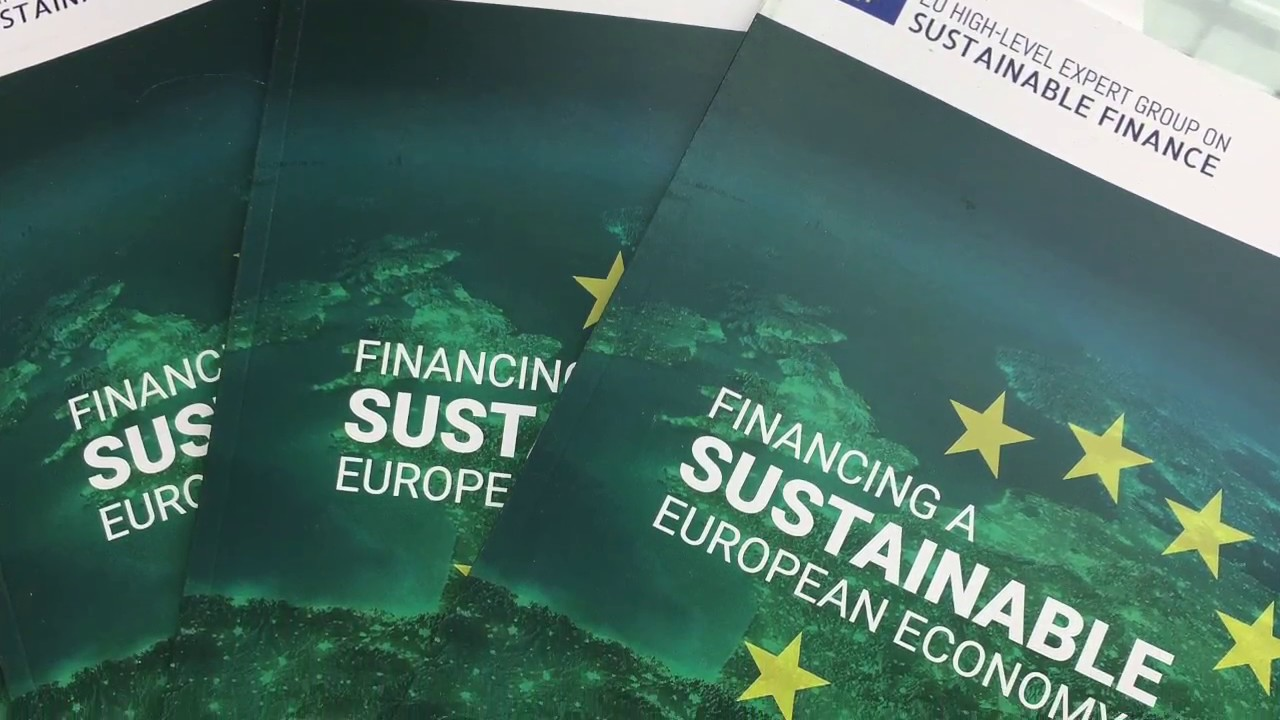 EU's Sustainable Finance scheme should go beyond greening the financial system