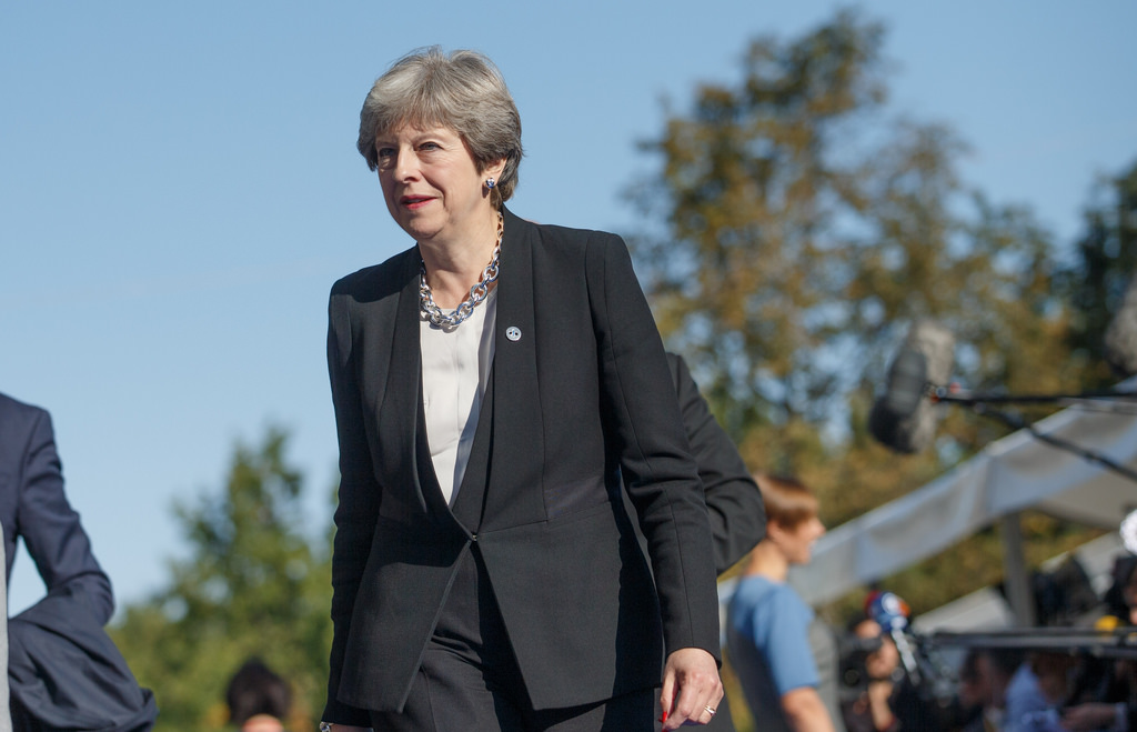 A troubled journey ahead: Theresa May's trade bill