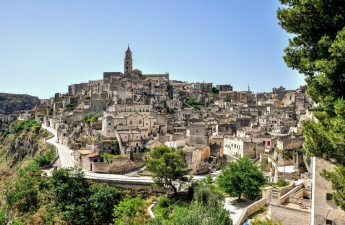 Matera Capital of Culture 2019: an 'open future' with closed ports?