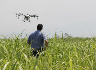 Is the sky the limit for drone technology in agriculture?